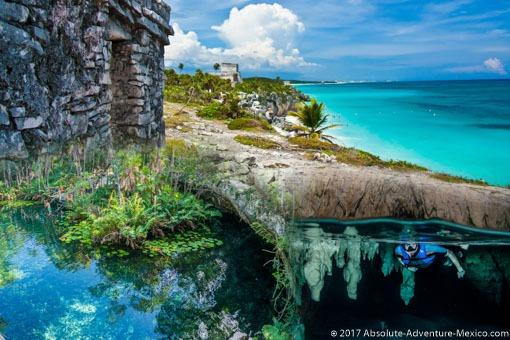 tulum-cenote-private-tour